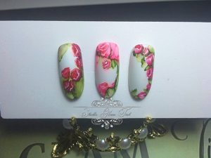Sharpies twinmarkers nail-art nagelstyling