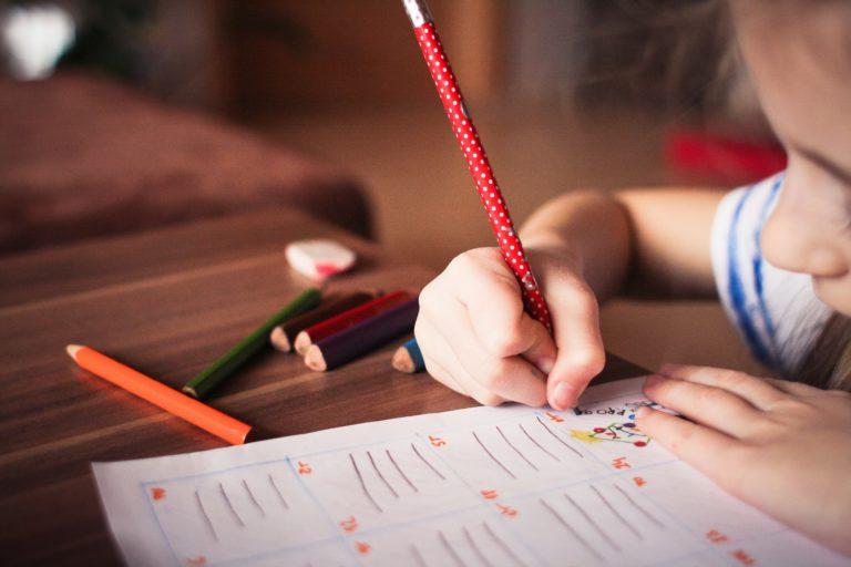 kinderen nagelstudio